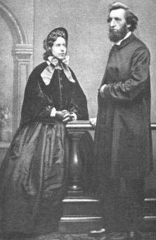 Photo:William and Catherine Booth moved to Hackney in 1865, the year that they founded the Salvation Army